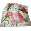 Tischset 44x28,5cm Rosen-Look, 2fach sortiert