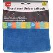 Microfaser Tuch CLEAN 2er Universal 30x30cm blau