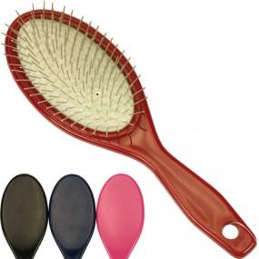 Haarbürste Massage ohne Noppen 21cm
