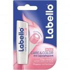 Labello Lippenpflege Care&Color rose 4,8g