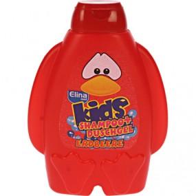 Shampoo & Bad Kids 2in1 ELINA 300ml Erdbeere