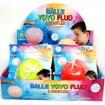 Ballon-Ball 6,5cm Yo Yo zum Aufblasen bis 25cm