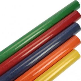Tischdecke 8mx1m farbig sortiert Damast-Tischtuch