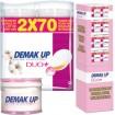 Demak Up Pads Duo+ 2x70er + Reiseeui 36er Display