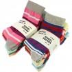 Socken Damen 5er Ringelsocken Farben sortiert