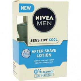 Nivea After Shave Fluid 100ml Sensitive Cool