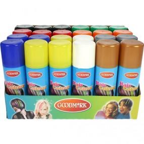 Haarspray Color 125ml für Silvester und Fasching