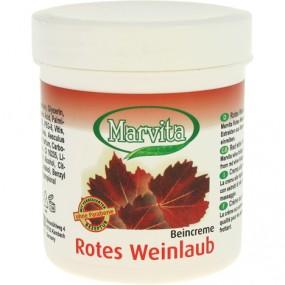Creme Marvita 100ml Rotes Weinlaub