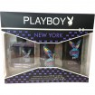 Playboy GP EdT100ml + Deo 150ml + Dusch 250ml New