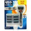 Gillette Fusion ProGlide 7er Klingen + Rasierer