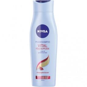 Nivea Shampoo 250ml Vital Fülle&Pflege
