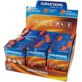 Batterie GRUNDIG Knopfzelle im 144er Display