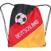 Fan Turnbeutel Deutschland 32x42cm aus Polyester