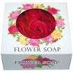 Blumen-Rosen-Seife 9,5x4,5cm, 9 Rosen,