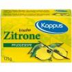Seife Kappus Frische Zitrone 125gr. Pflegeseife