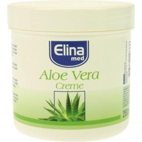 Creme Elina 250ml Aloe Vera Creme in Dose