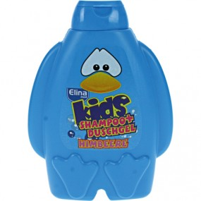 Shampoo & Bad Kids 2in1 ELINA 300ml Himbeere