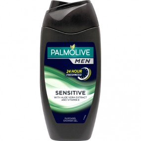 Palmolive Dusch 250ml For Men Sensitive