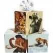 Taschentücher Disney 56er in Würfelbox Ice Age
