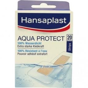 Hansaplast Aqua Protect Hand Set 16er Strips