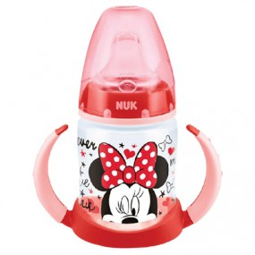 NUK Trinklernflasche PP 150 ml + Soft-Trinktülle
