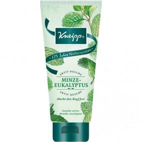 Kneipp Dusch Aktiv 200ml Minze Eukalyptus