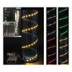 LED Lichtband 60 LED, selbstkl., Multi Color