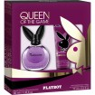 Playboy GP EDT 40ml + Bodylotion 75ml Queen