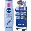 Nivea Shampoo 250ml 240er Display 12fach sortiert