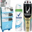 Rexona Deospray 75ml/150ml 264er Display 11f.