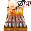 Lippenstift Saffron 3,5g Nude 6 Farben i.Tray