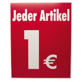 Deckenhänger 1 EUR 2S. Schaumplatte 50x40cm Quali