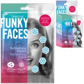 FUNKY FACES Tuchmaske fürs Gesicht