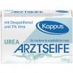 Seife Kappus Arztseife mit 3 % Urea 100gr.