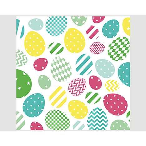 Paper Colourful hearts Design GmbH 5 Servietten