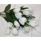 Tulpenstrauß 44x25cm mit 21 Blütenköpfen