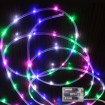 LED Lichtschlauch, 40 LED, multicolor,