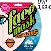 BLING POP Feuchtigkeitsmaske mit Gletscherwasser