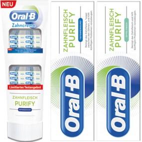 Oral B Zahnfleisch Purify Mix 48er Display