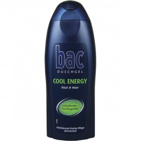 BAC Dusch 250ml Cool Energy