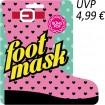 BLING POP Fußmaske mit Shea Butter 2x18g