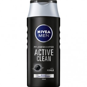 Nivea Shampoo 250ml Active Clean