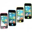 Wasserspiel Smartphone 12x5,5cm 4 Farben sort.