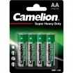 Batterie Camelion Mignon 4er Pack 1,5V a. Karte