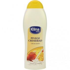 Bad Pflege Cremebad Elina 1000ml Milch/Honig