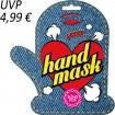BLING POP Handmaske mit Shea Butter 2x18g