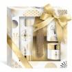 Geschenkset Gold-Vanilla 4tlg. in schöner