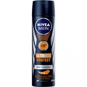 Nivea Deospray Men 150ml Ultimate Protect